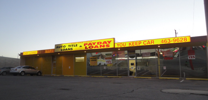 title loans & payday loans